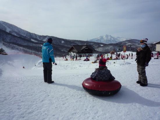 キッズパークが楽しい!!|斑尾高原スキー場のクチコミ画像