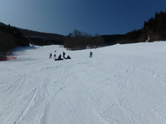 やっと全コース滑走|ノルン水上スキー場のクチコミ画像