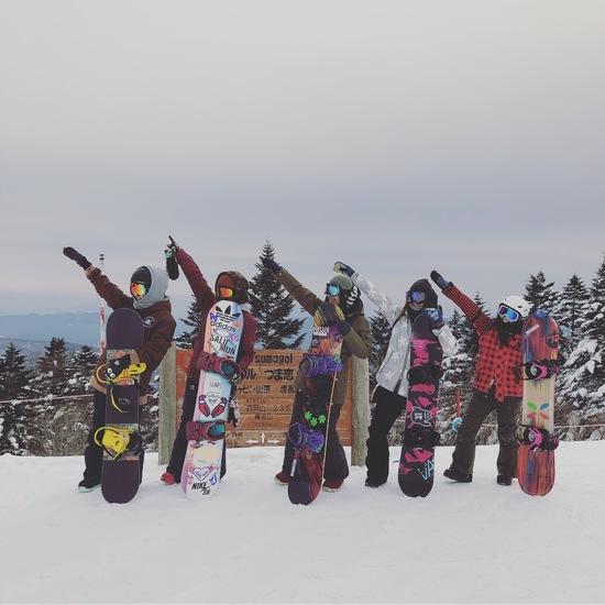 パウダー地形遊び!|パルコールつま恋スキーリゾートのクチコミ画像