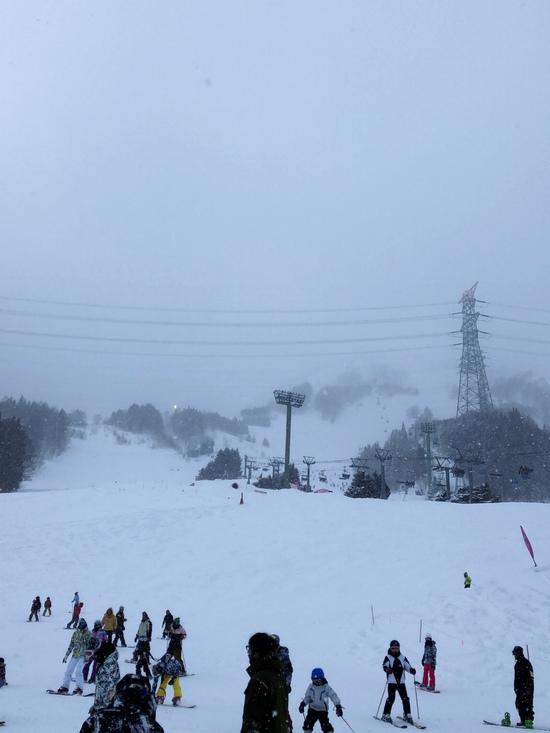 三連休中日|苗場スキー場のクチコミ画像