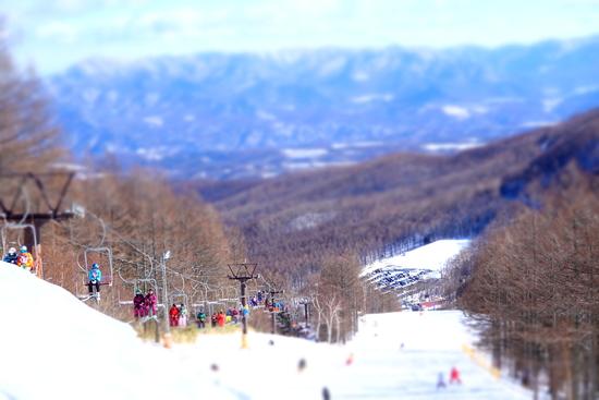 初心者の練習には最適|八千穂高原スキー場のクチコミ画像