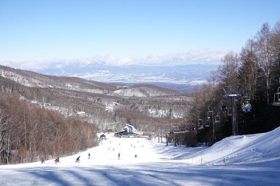 初心者の練習には最適|八千穂高原スキー場のクチコミ画像2