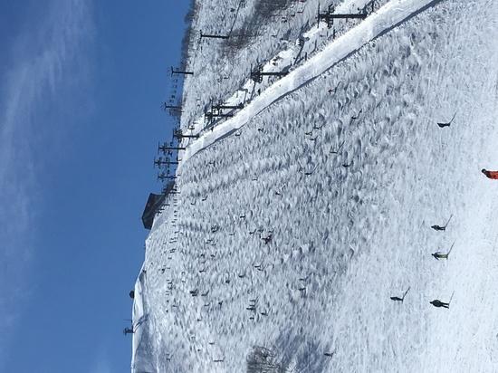 絶景!|白馬八方尾根スキー場のクチコミ画像2