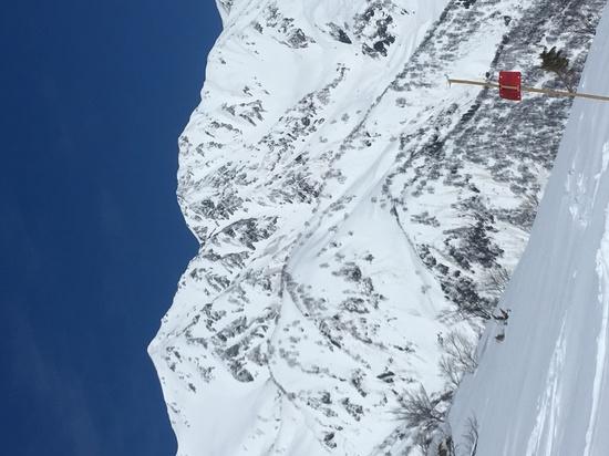 絶景!|白馬八方尾根スキー場のクチコミ画像3