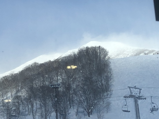 もふもふ。|ニセコアンヌプリ国際スキー場のクチコミ画像3