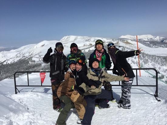 草津国際コーラ一気飲み大会! 草津温泉スキー場のクチコミ画像