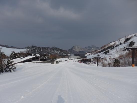 ツアー的にまわってきました|志賀高原 熊の湯スキー場のクチコミ画像