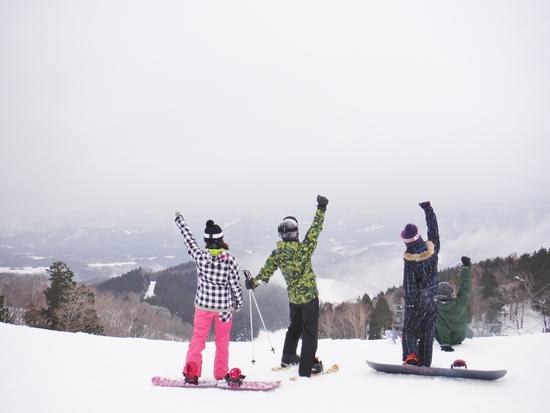 センターハウスに温泉|鷲ヶ岳スキー場のクチコミ画像