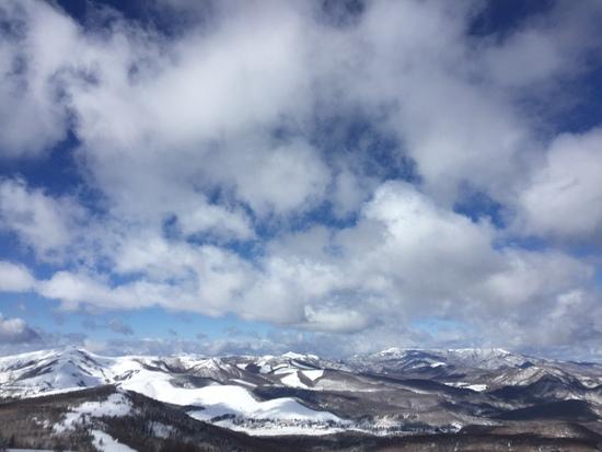 快晴|しらかば2in1スキー場のクチコミ画像2