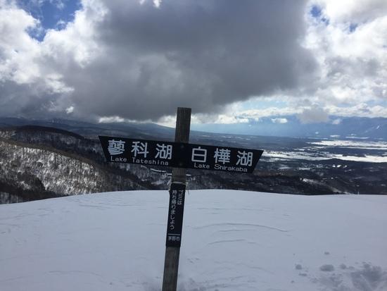 快晴|しらかば2in1スキー場のクチコミ画像3