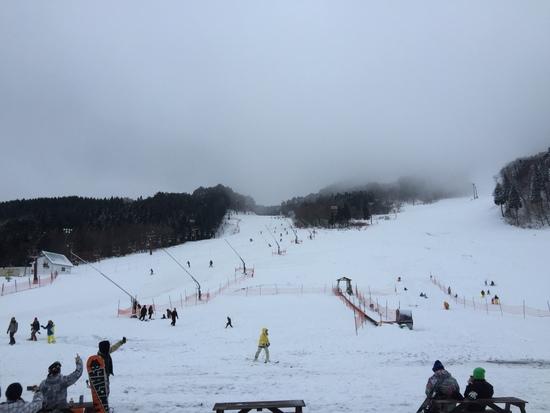 ここ数年の暖冬では|ちくさ高原スキー場のクチコミ画像