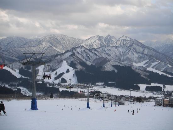 広いゲレンデで快適|岩原スキー場のクチコミ画像