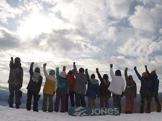 皆で楽しく❗️|さかえ倶楽部スキー場のクチコミ画像