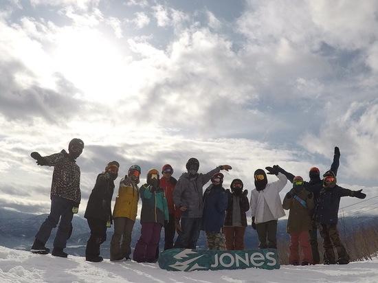 皆で楽しく❗️|さかえ倶楽部スキー場のクチコミ画像2