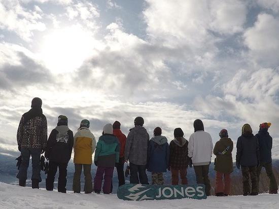 皆で楽しく❗️|さかえ倶楽部スキー場のクチコミ画像3