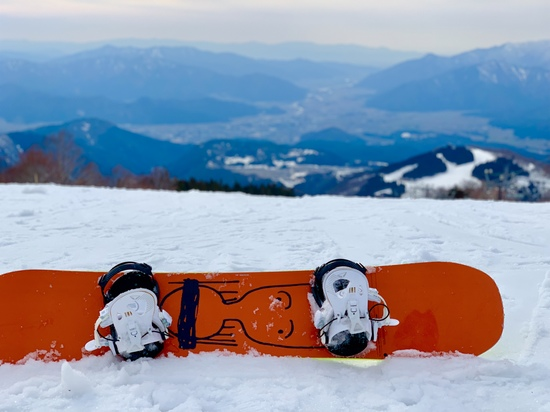 日本にしかない地形|スキージャム勝山のクチコミ画像1