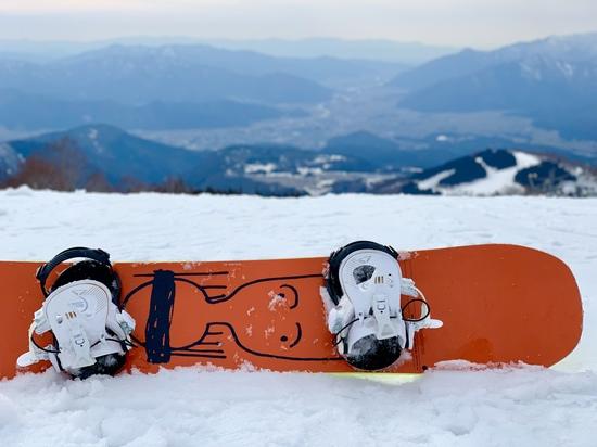 日本にしかない地形|スキージャム勝山のクチコミ画像2