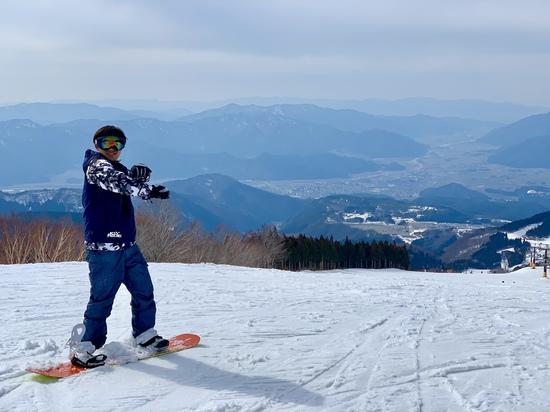 日本にしかない地形|スキージャム勝山のクチコミ画像3