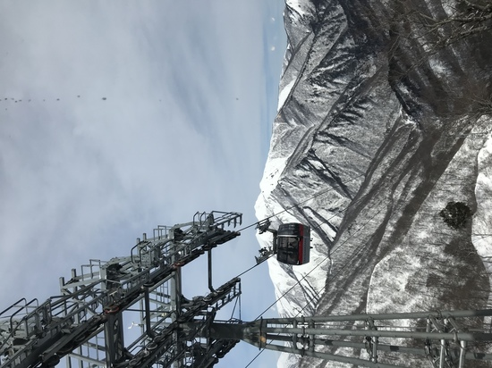 快晴|谷川岳天神平スキー場のクチコミ画像1