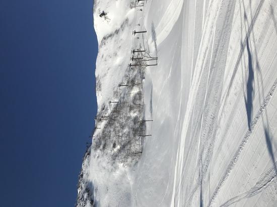 快晴|谷川岳天神平スキー場のクチコミ画像2