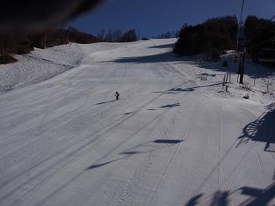 まだ溶けていません|信州松本 野麦峠スキー場のクチコミ画像