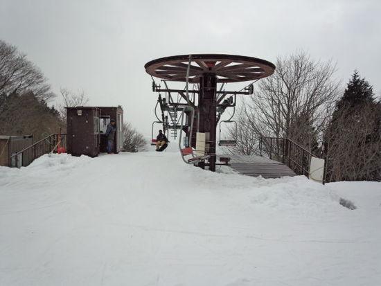 今シーズン最後の滑走|めいほうスキー場のクチコミ画像