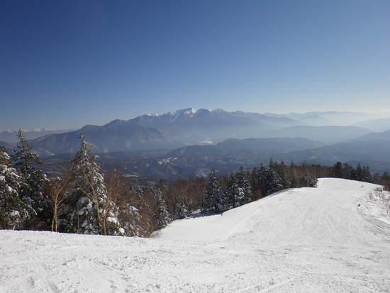 きそふくで初滑り|木曽福島スキー場のクチコミ画像2