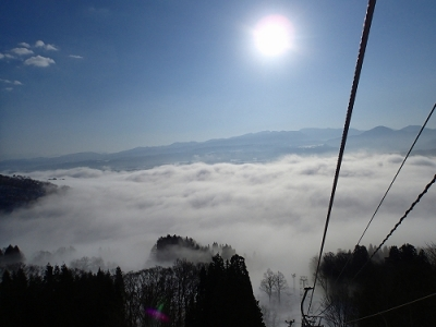 穴場的なローカルスキー場|さかえ倶楽部スキー場のクチコミ画像