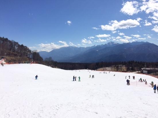 初心者の練習にお勧め|富士見高原スキー場のクチコミ画像2