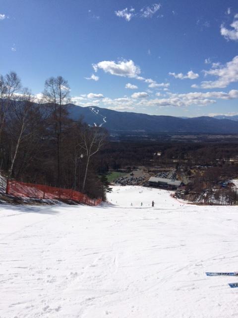 初心者の練習にお勧め|富士見高原スキー場のクチコミ画像3