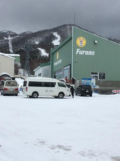 シーズンの始まり!初の子連れ富良野☆|富良野スキー場のクチコミ画像