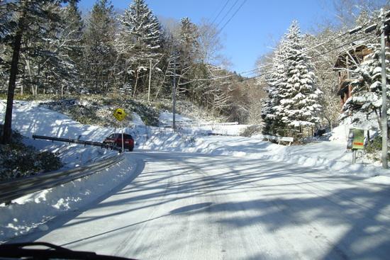 とても空いていました|信州松本 野麦峠スキー場のクチコミ画像
