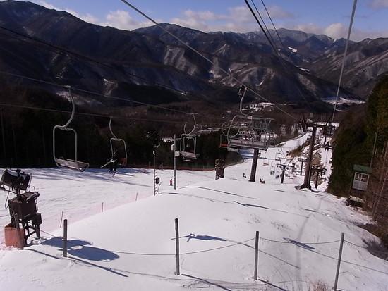 晴天で爽快でした|信州松本 野麦峠スキー場のクチコミ画像