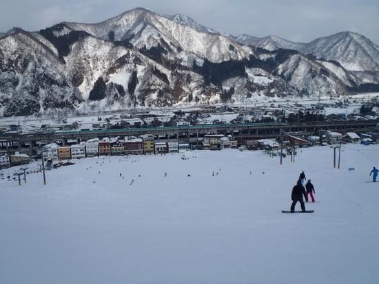 布場ゲレンデ|湯沢高原スキー場のクチコミ画像