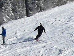 明日も新雪?|信州松本 野麦峠スキー場のクチコミ画像