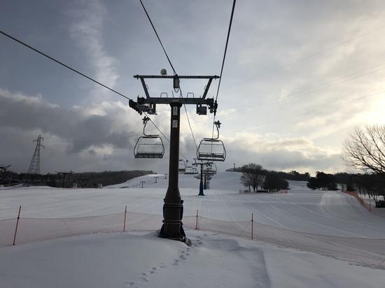 がんばってます!|ひるがの高原スキー場のクチコミ画像