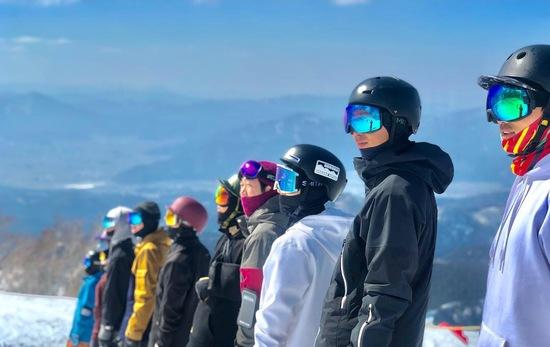 ラマキャンプinジャム勝|スキージャム勝山のクチコミ画像