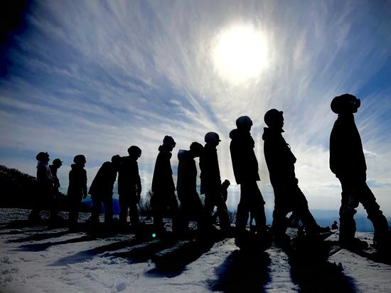 ラマキャンプinジャム勝 スキージャム勝山のクチコミ画像2