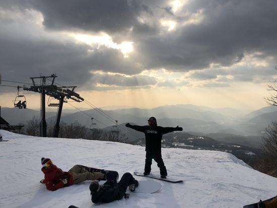 ラマキャンプinジャム勝 スキージャム勝山のクチコミ画像3