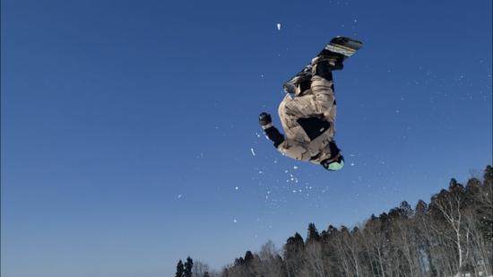 青空JUMP!|野沢温泉スキー場のクチコミ画像1