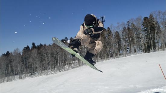 青空JUMP!|野沢温泉スキー場のクチコミ画像2