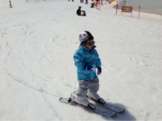 スキーデビュー!|GALA湯沢スキー場のクチコミ画像