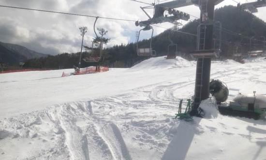 規模が小さくローカルなイメージです|カムイみさかスキー場のクチコミ画像