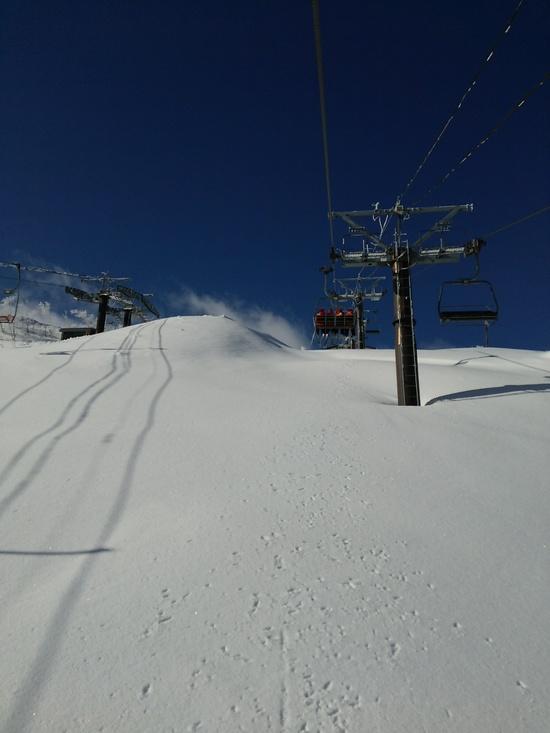 天気よかったです。|車山高原SKYPARKスキー場のクチコミ画像2