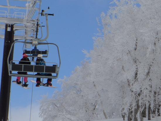 平日好天のJAM勝山|スキージャム勝山のクチコミ画像