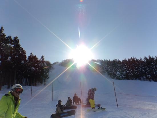平日好天のJAM勝山|スキージャム勝山のクチコミ画像2