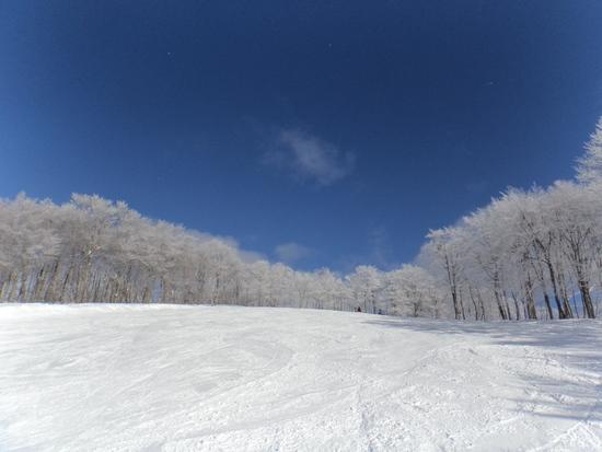平日好天のJAM勝山|スキージャム勝山のクチコミ画像3