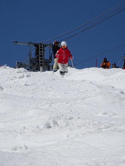オリンピック選手も手を焼く斜面|白馬八方尾根スキー場のクチコミ画像