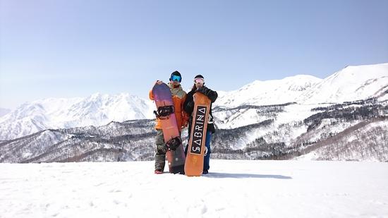 栂池高原スキー場のフォトギャラリー1