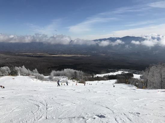 サンメドウズ清里スキー場のフォトギャラリー2